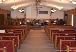 Church Remodel Pictures