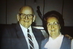 Rev Harlan & Evaline Brown